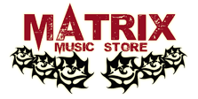 Matrix Music Store Logo